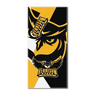COL 622 Kennesaw State Puzzle Beach Towel