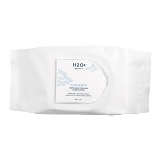 H2O Plus Elements 45-Count Wipe Away The Day Face Cloths