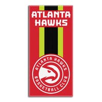 NBA 620 Hawks Zone Read Beach Towel
