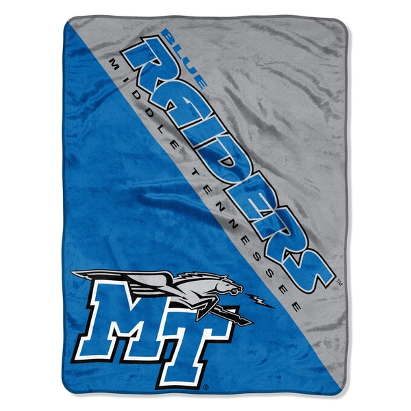 COL 659 Middle Tennessee St Halftone Micro Throw