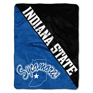 COL 659 Indiana State Halftone Micro Throw