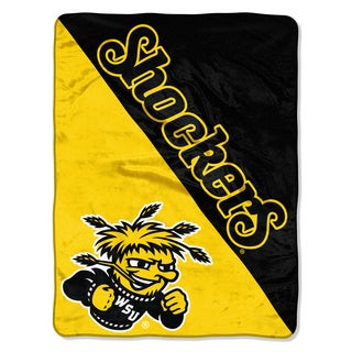COL 659 Wichita State Halftone Micro Throw