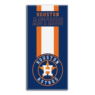MLB 720 Astros Zone Beach Towel