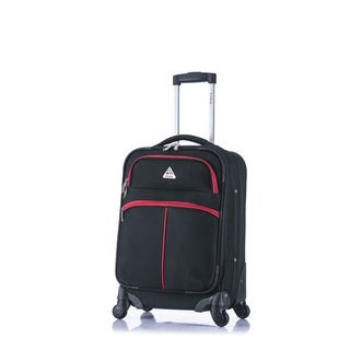 InUSA Roller-FI 20-inch Lightweight Carry-On Spinner Suitcase