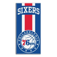 NBA 620 76ers Zone Read Beach Towel