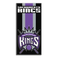 NBA 620 Kings Zone Read Beach Towel