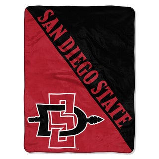 COL 659 Cal State San Diego Halftone Micro Throw