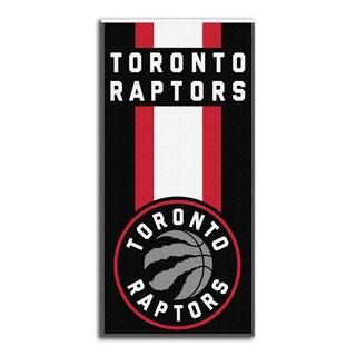 NBA 620 Raptors Zone Read Beach Towel