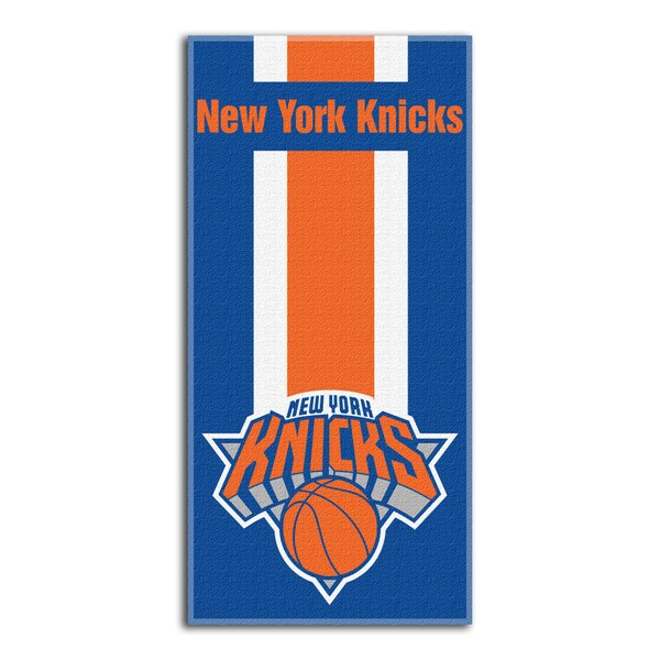 NBA 720 Knicks Zone Beach Towel