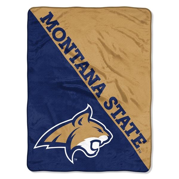 COL 659 Montana State Halftone Micro Throw