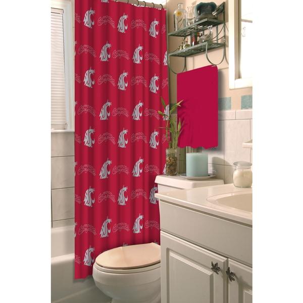 COL 903 Washington State Shower Curtain