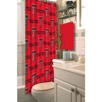 COL 903 Texas Tech Shower Curtain