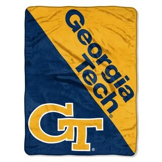 COL 659 Georgia Tech Halftone Micro Throw