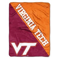 COL 659 Virginia Tech Halftone Micro Throw