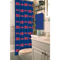 COL 903 Mississippi Shower Curtain