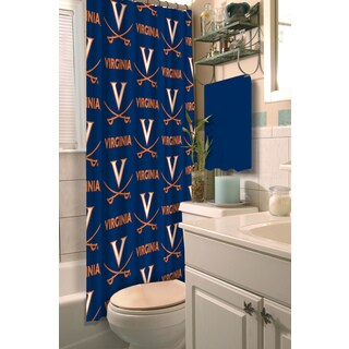 COL 903 Virginia Shower Curtain