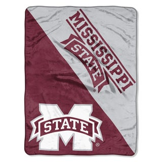 COL 659 Mississippi State Halftone Micro Throw