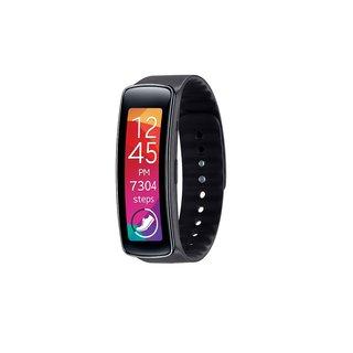 Samsung Gear Fit R350 ATT Smartwatch - Black (Refurbished)