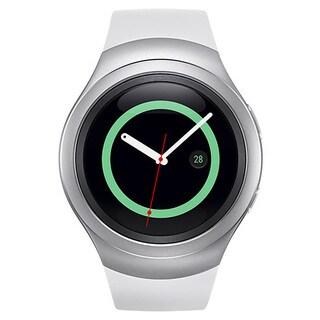 Samsung Galaxy Gear S2 R720 Smartwatch- White (Certified Refurbished)