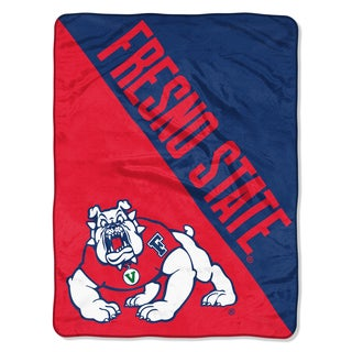 COL 659 Fresno State Halftone Micro Throw