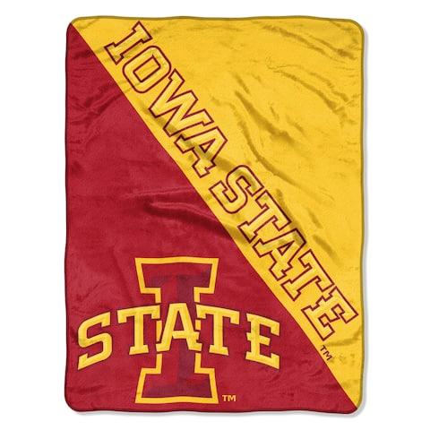 COL 659 Iowa State Halftone Micro Throw - Iowa State