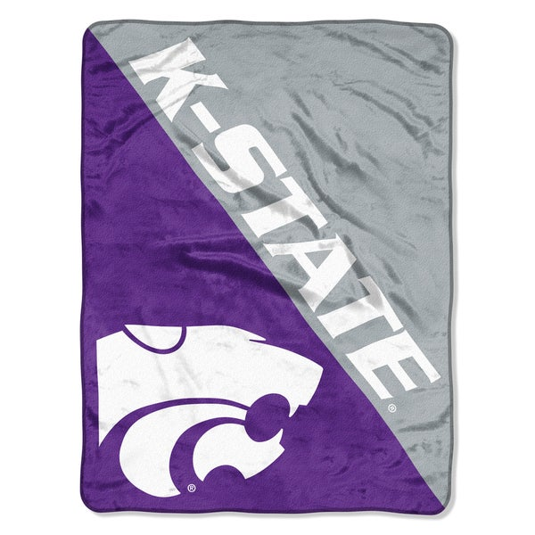 COL 659 Kansas State Halftone Micro Throw