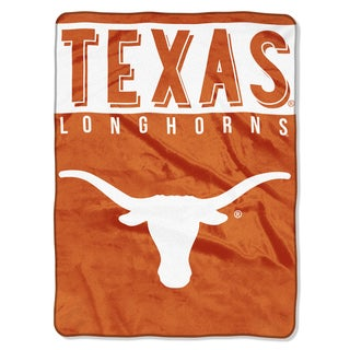 COL 803 Texas Basic Raschel Throw