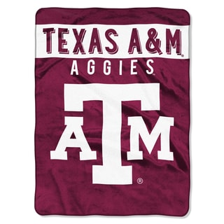 COL 803 Texas A&M Basic Raschel Throw