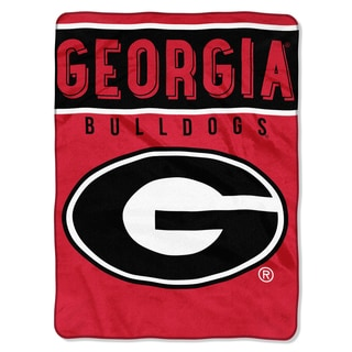 COL 803 Georgia Basic Raschel Throw