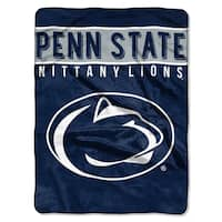 COL 803 Penn State Basic Raschel Throw