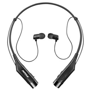 Mpow Bluetooth V4.1 Headphones, In-ear Neckband Headphones with CVC 6.0 Noise Cancelling Technology