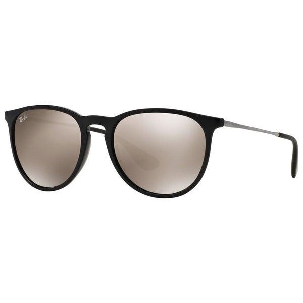 3f697e71276d ... Women s Sunglasses     Fashion Sunglasses. Ray-Ban Erika RB4171 601 5A  Women  x27 s Black Silver