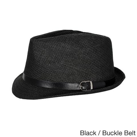 d8119105249 Buy Black Men's Hats Online at Overstock   Our Best Hats Deals