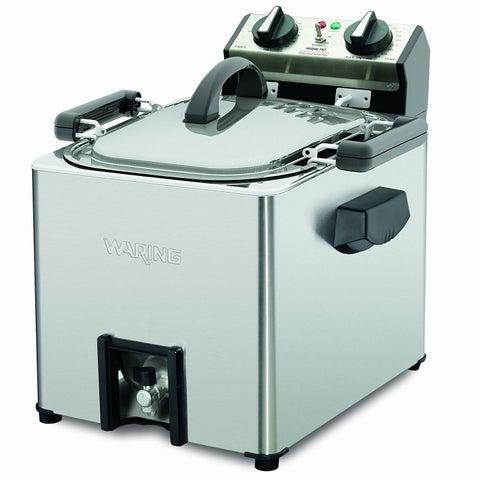 Waring Pro TF200 Professional Rotisserie Turkey Fryer/ Steamer (Refurbished)