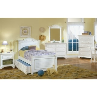 Beachcrest Youth 6-Piece Bedroom Set with Trundle by Greyson Living
