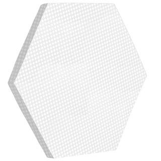Dream on Me Hexagon firm mattress pad