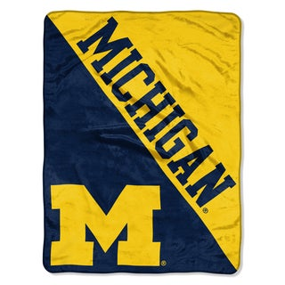 COL 059 Michigan Halftone Micro Throw