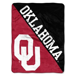 COL 059 Oklahoma Halftone Micro Throw