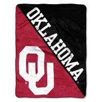 COL 059 Oklahoma Halftone Micro Throw