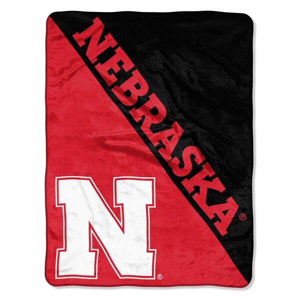 COL 059 Nebraska Halftone Micro Throw