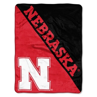 COL 059 Nebraska Halftone Micro Throw