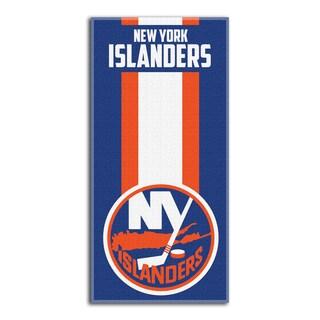 NHL 620 Islanders Zone Read Beach Towel