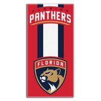 NHL 620 Panthers Zone Read Beach Towel