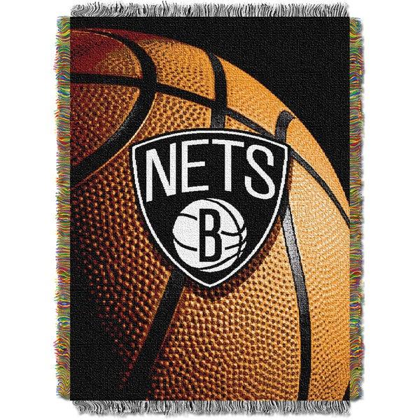 NBA 051 Nets Photo Real Throw