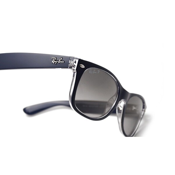 ray ban new wayfarer blue lens