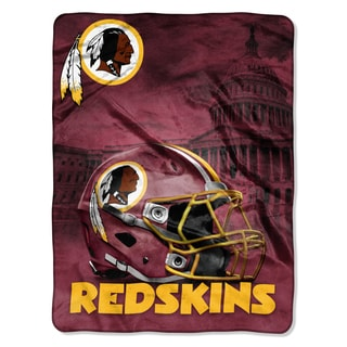 NFL 071 Redskins Heritage Silk Touch Throw