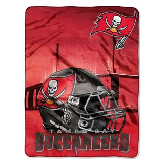 NFL 071 Bucs Heritage Silk Touch Throw