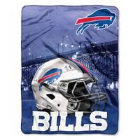 NFL 071 Bills Heritage Silk Touch Throw