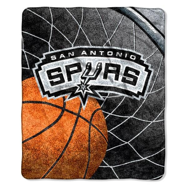 NBA 065 Spurs Sherpa Reflect Throw