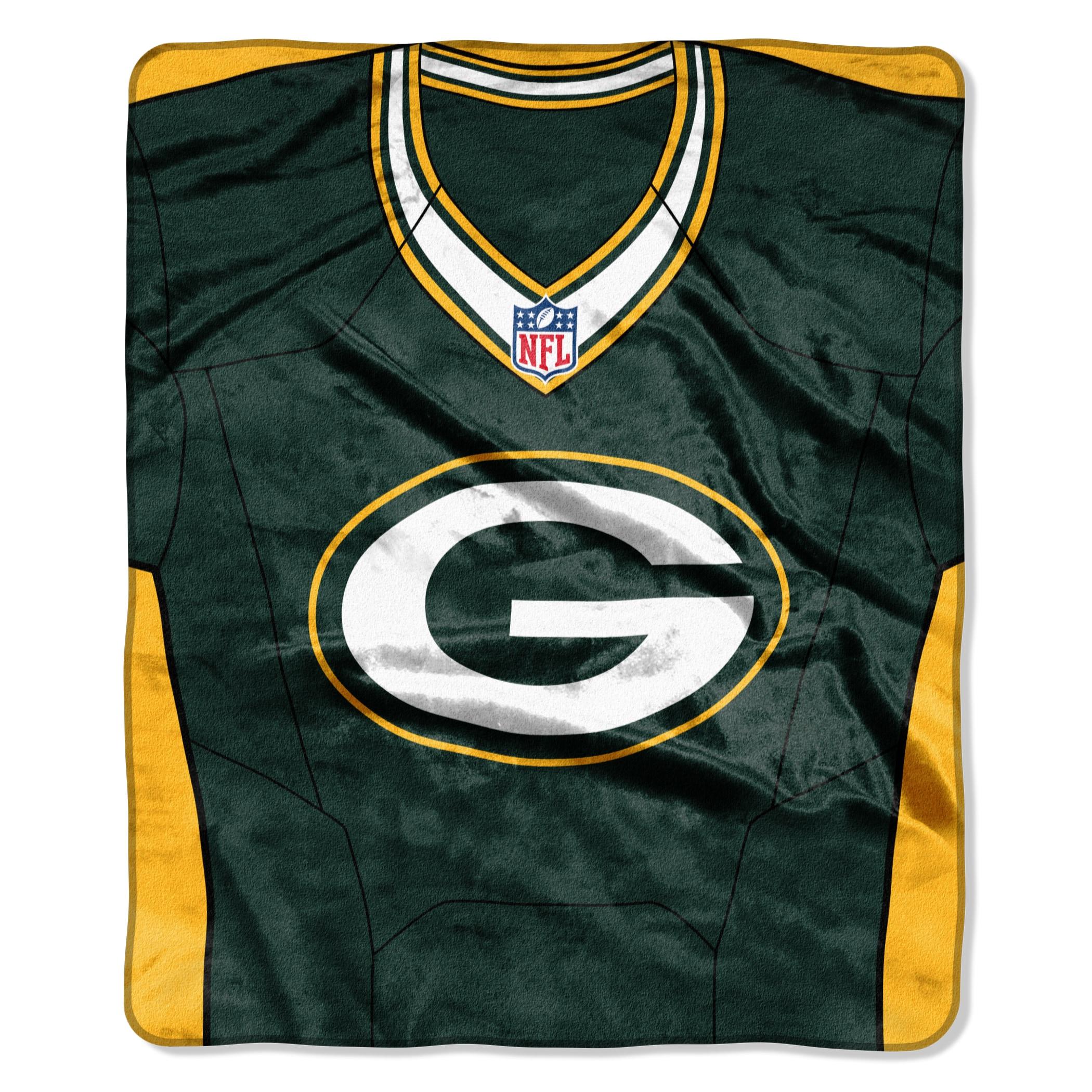Norwesco NFL 07080 Packers Jersey Raschel Throw (Packers)...